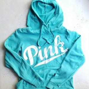 Victoria's Secret Pink Hoodie Sweatshirt - XS